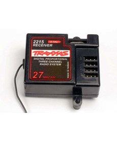 Traxxas 2215 Receptor, 3 canales