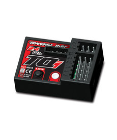 Traxxas 6518 Receiver, micro, TQi 2.4GHz with telemetry (5-channel)