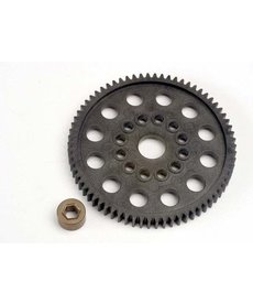 Traxxas 4470 Spur gear (70-Tooth) (32-Pitch) w/bushing