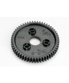 Traxxas 3957 Spur gear, 56-tooth (0.8 metric pitch, compatible with 32-pitch)