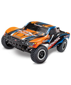 Traxxas Slash: 1/10-Scale 2WD Short Course Racing Truck with TQ 2.4GHz radio system