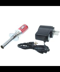 Redcat Racing Encendedor de bujía incandescente 80101-PRO con cargador