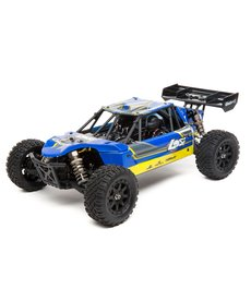 LOS Mini 8IGHT DB 1/14 Scale 4WD Electric RC Buggy - Blue