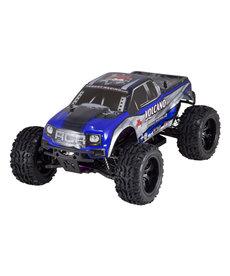 Redcat Racing Azul Volcano EPX 1/10 Scale Rc Monster Truck eléctrico De Escobilla