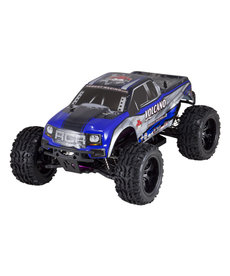 Redcat Racing Blue Volcano EPX 1/10 Scale Rc Brushed Electric Monster Truck
