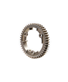 Traxxas 6447R  Spur gear, 46-tooth, steel (wide-face, 1.0 metric pitch)