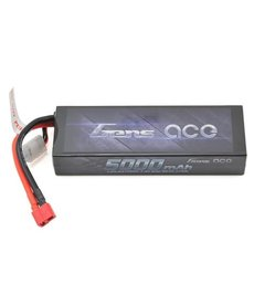Gens Ace Gens Ace 2S Stick 50C LiPo Battery w/T-Style Connector (7.4V/5000mAh) (Type 1)