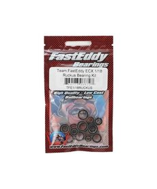 FastEddy FastEddy Bearings ECX 1/18 Ruckus Bearing Kit TFE2529