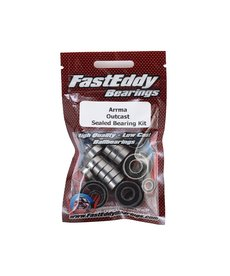 TFE Arrma Outcast 6S Sealed Bearing Kit TFE4495