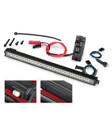 Traxxas Kit de barra de luces LED (rígido) / fuente de alimentación, TRX-4