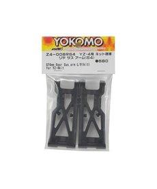 YOKOMO Juego de brazos de suspensión trasera Yokomo 74mm YZ-4