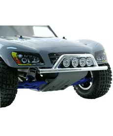 RPM Light Canister Set, Chrome: SLH Bumper
