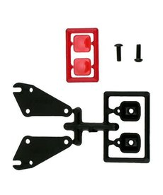 RPM Tail Light Set: RPM SLH Bumper