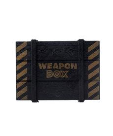 RC Rock Crawler 1:10 Accesorios de decoración Caja de plástico para armas
