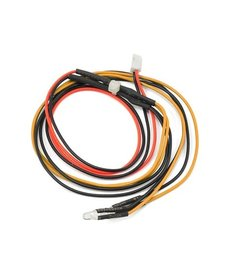 Yeah Racing Yeah Racing 3mm LED Light Set (Orange)