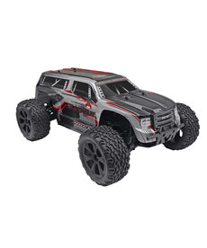 Redcat Racing RER07014 Blackout XTE PRO Sin Escobilla 1/10 Scale Electrico Monster Truck SUV plateado