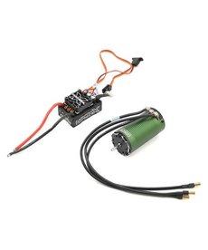 CSE Mamba X SCT, Sensored, 25.2V WP 1415-2400Kv Combo