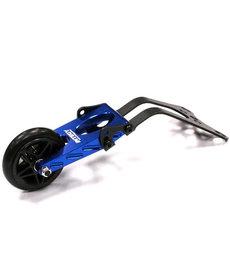 INT Barra mecanizada de ruedas tipo III para Slash 2WD, Stampede 2WD y Rustler 2WD XL5 VXL T8015BLUE