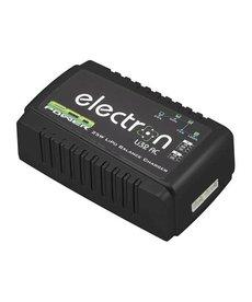Eco Power Electron Li32 AC Cargador de batería de equilibrio LiPo (2-3S / 2A / 25W)