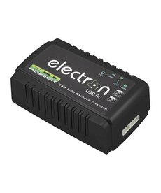 Eco Power Electron Li32 AC LiPo Balance Battery Charger (2-3S/2A/25W)