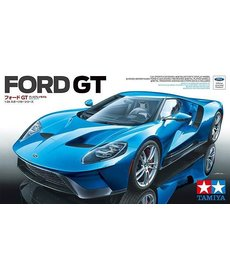 TAM 1/24 Ford GT Plastic Model Kit 24346