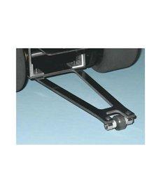 """RJ Speed RJS5030 Kit de barra De Caballito con ruedas RJ Speed de 5 """""""