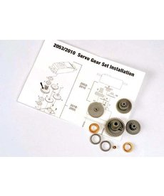 Traxxas 2053 Servo gears (for 2055, 2056 servos)