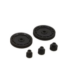 ECX Pinion & Spur Gear Set 1/18 4WD All (ECX212002)