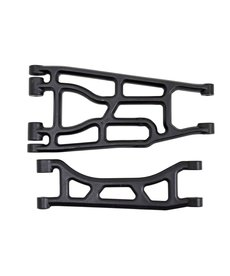 RPM 82352  RPM Traxxas X-Maxx Upper & Lower A-Arms (Black) (2)