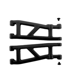 RPM 70742  RPM Rear A-Arms (Black) (SC10, T4)