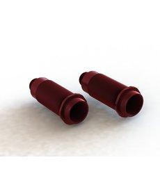 Arrma CUERPO DE AMORTIGUADOR DE ALUMINIO 16x61mm (ROJO) (2 piezas) # AR330480 (ARAC9073)