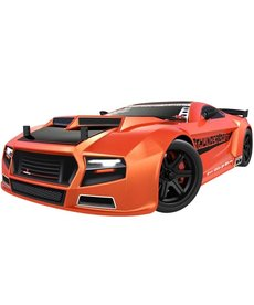 Redcat Racing 1/10 RTR Brushed Electric Thunder Drift On Road Belt Drive Car Metálico Naranja