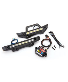 Traxxas 8990 Kit de luz LED, Maxx, completo (incluye amplificador de potencia de alto voltaje n. ° 6590)