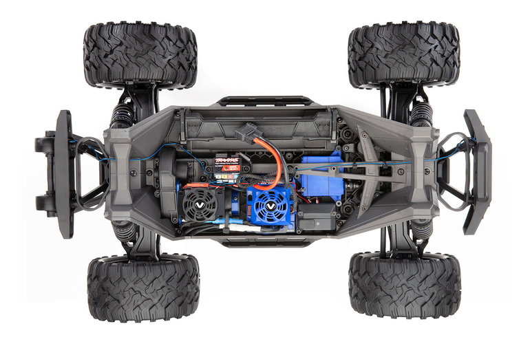Traxxas 8990 LED light kit, Maxx, complete (includes #6590 high-voltage power amplifier)