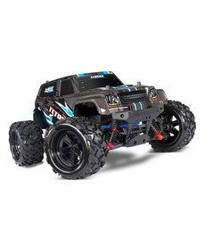 Traxxas LaTrax Black RTR Teton 1/18 Scale 4WD Cepillado eléctrico Monster Truck W Batería