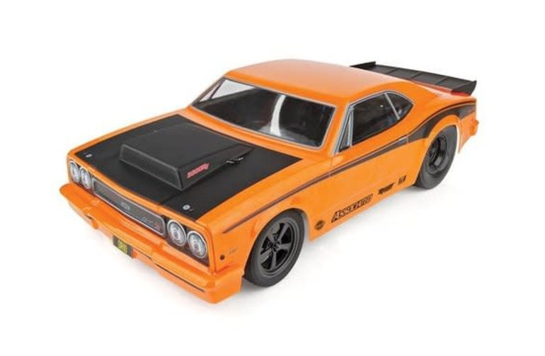 Team Associated DR10 RTR Electric Brushless Drag Race Car (Orange) w/2.4GHz Radio & DVC