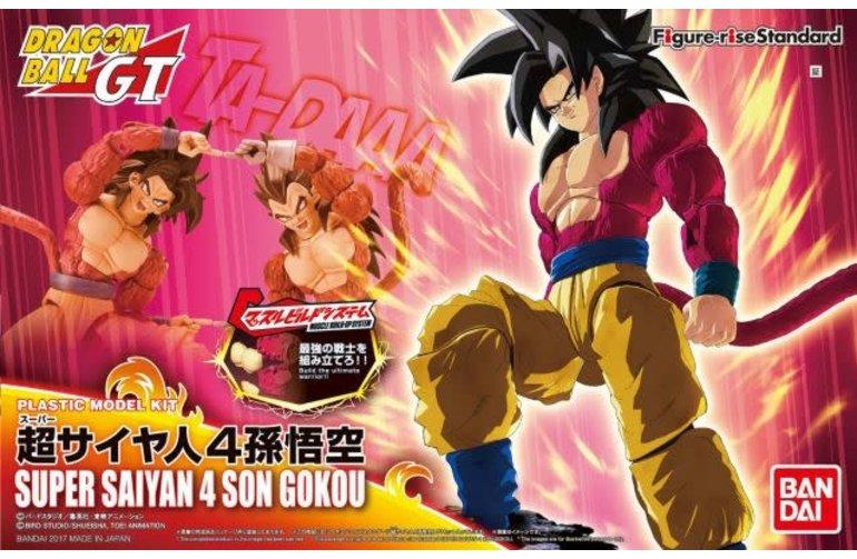 "Bandai Super Saiyan 4 Son Goku ""Dragon Ball GT"", Bandai"
