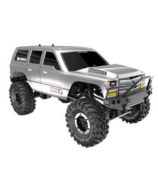 Redcat Racing RTR Silver Everest Gen7 Sport 1/10 Scale Rock Crawler Electric Brushed