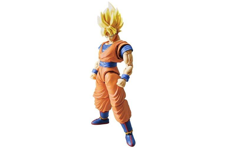 """Bandai Super Saiyan Son Goku """"Dragon Ball Z"""" Bandai Figure-Rise"""