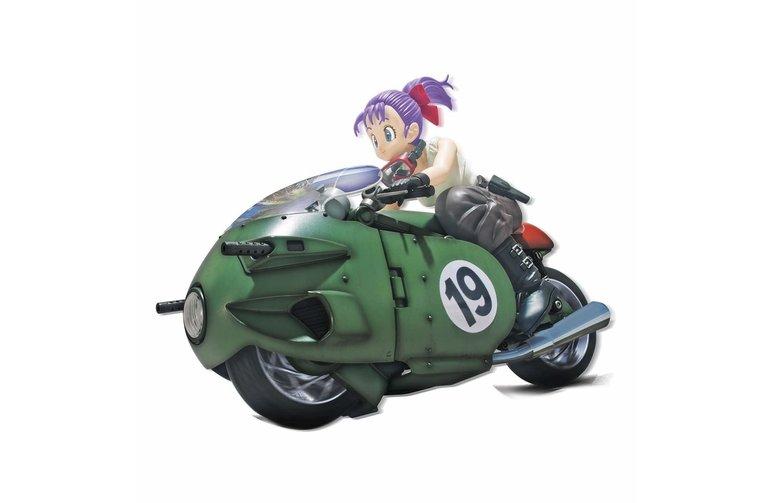 "Bandai Bulma's Variable No.19 Bike ""Dragon Ball Z"", Bandai"