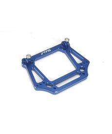 STR Stamp/Rustler/Bandit/Slash 6mm HD Fr Shk Twr, Blue