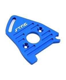 STR ST7490B Heat Sink Mtr Plt, Azul: Slash 4x4 LCG, Rally