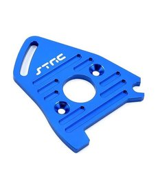 STR ST7490B Heat Sink Mtr Plt ,Blue : Slash 4x4 LCG, Rally