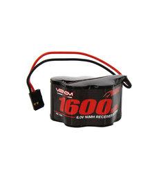 VNR VNR1504 DRIVE 6V 1600mAh NiMH Hump Receptor Batería
