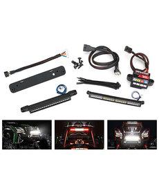 Traxxas 7885 - Kit de luz LED, completo (incluye amplificador de potencia de alto voltaje # 6590)