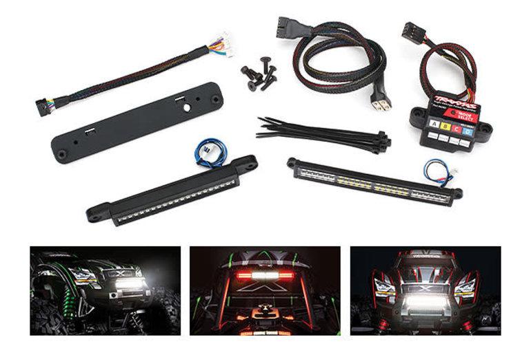 7885 - Kit de luz LED, completo (incluye amplificador de potencia de alto voltaje # 6590)