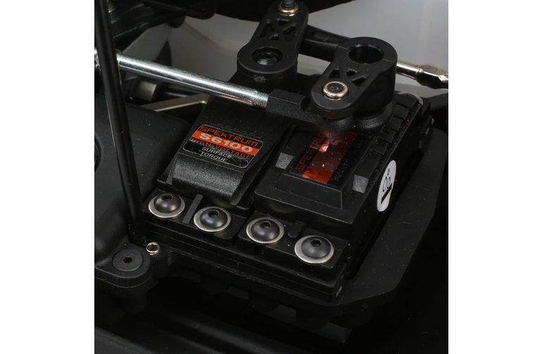 LOSI 1/8 8IGHT T 4WD RC Truggy Nitro RTR Purple / Yellow (LOS04011)