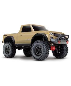 Traxxas Tan TRX-4 Sport 1/10 Scale Crawler 4WD Electric Truck with TQ 2.4GHz Radio System