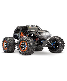 Traxxas Summit 1/10 Scale Brushed 4WD Electric Extreme Terrain Monster Truck w TQi Traxxas Link Enabled 2.4GHz