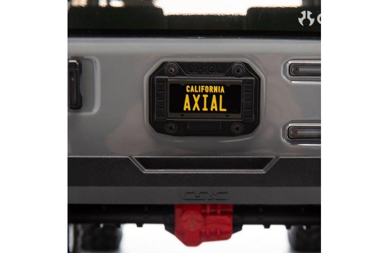 Axial AXI03003T1 1/10 Crwaler Truck SCX10 III Jeep JLU Wrangler with Portals RTR